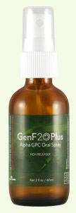 GenF20 Oral Spray helps to kick your production of Human Growth Hormone