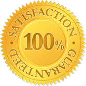 100% Statisfaction No Risk Moneyback Guarantee